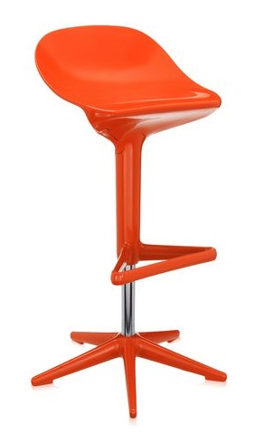 kartell_-_spoon_chair_-_oranje_2