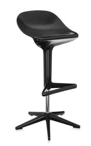 kartell_-_spoon_chair_-_zwart_3